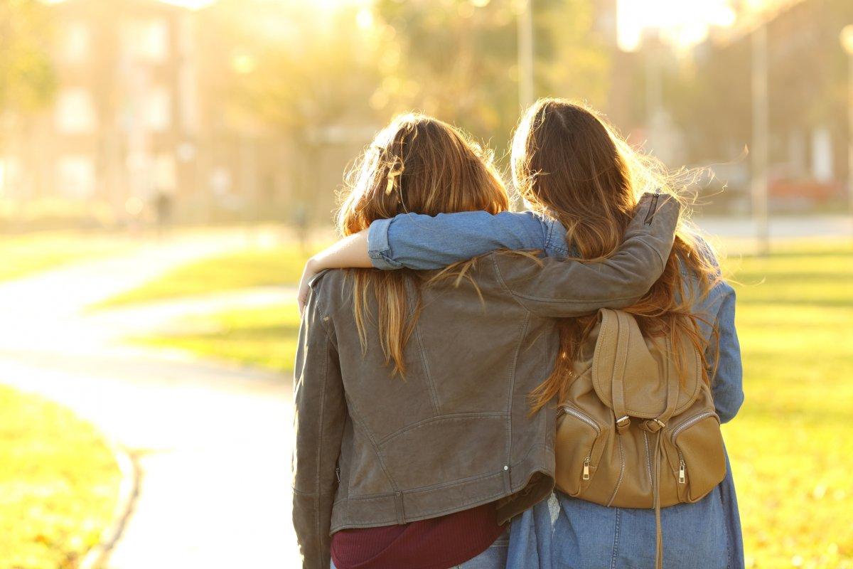 Wiadomość od przyjaciółki zawsze podnosi na duchu