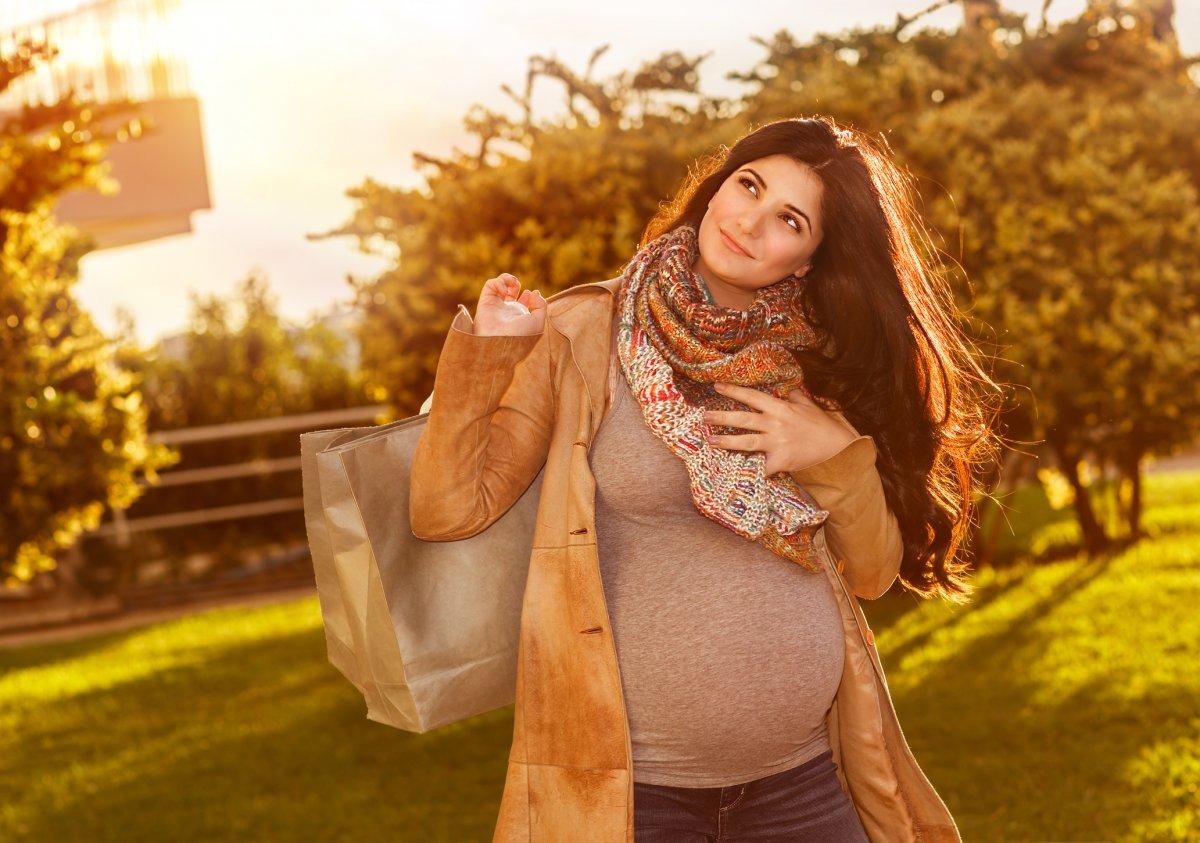 Każda kobieta ma swój styl w ciąży