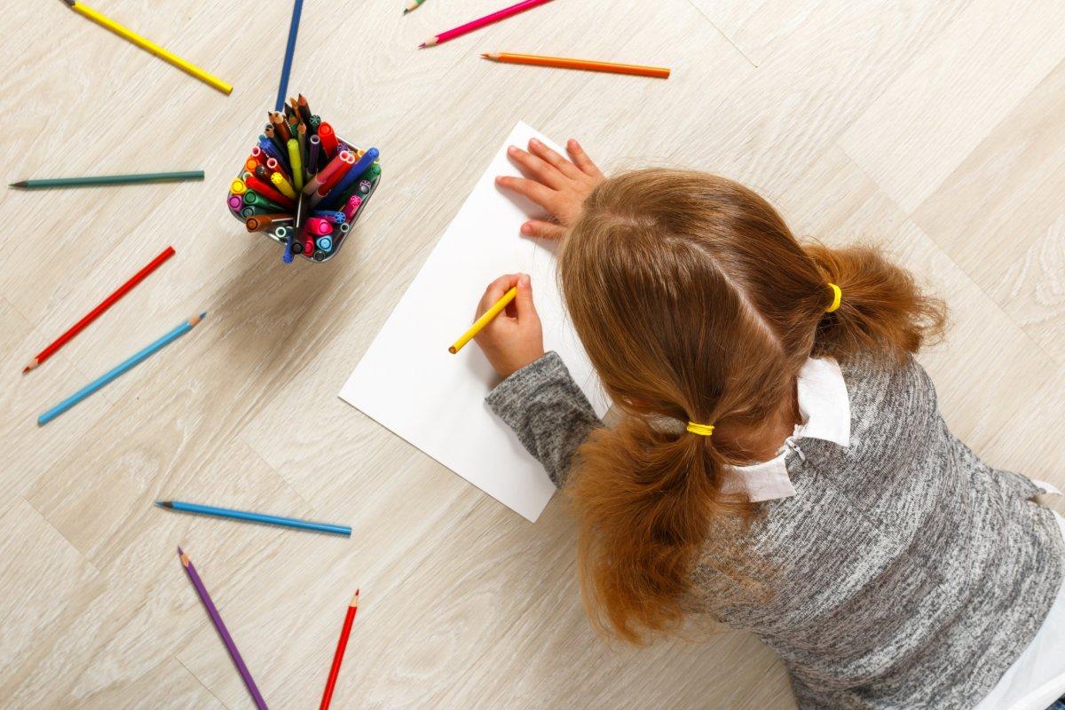 Co zdradzają dziecięce rysunki?