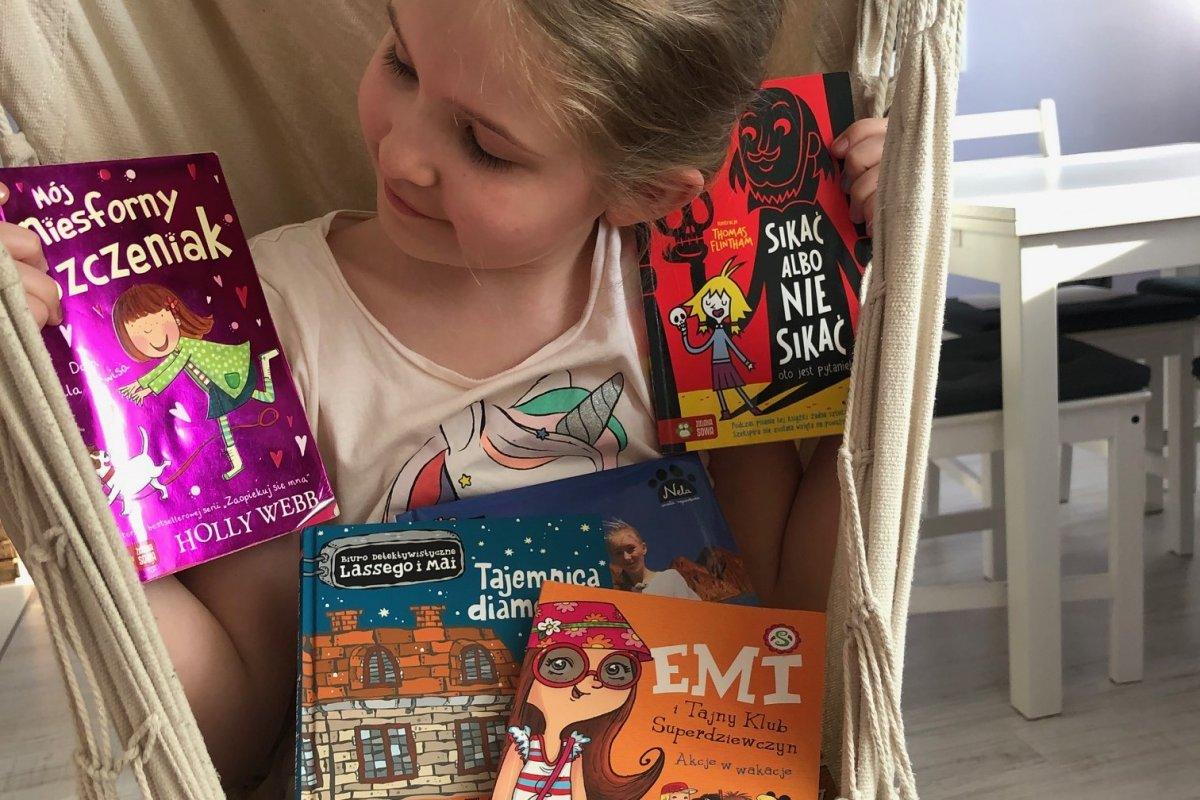 Książki dla dzieci, które warto przeczytać
