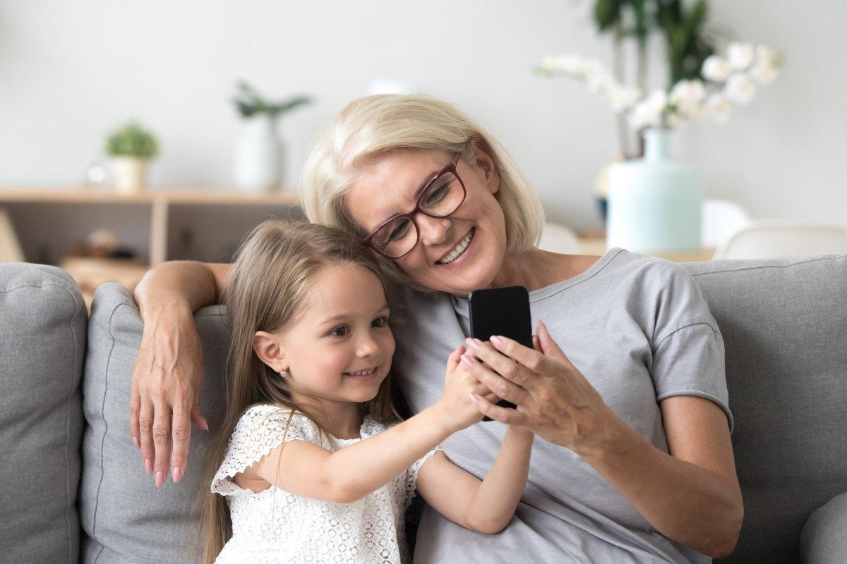 Babcia - wychowanie dziecka