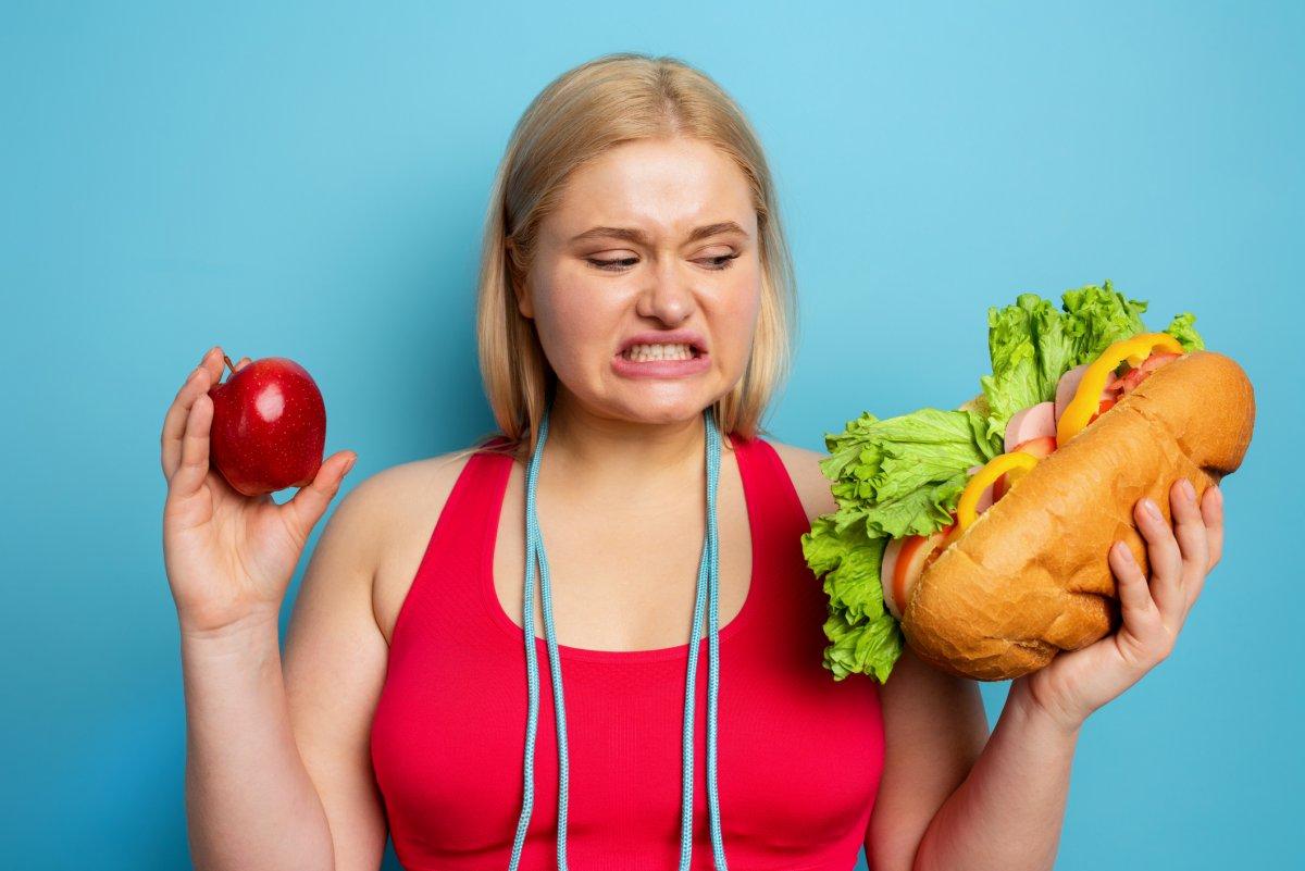 Odchudzanie - problemy