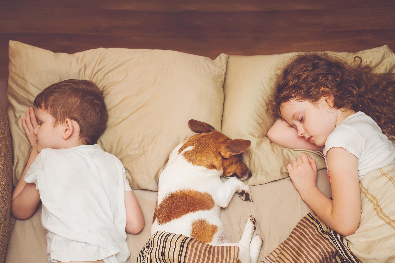 Zasypianie dziecka - to są skuteczne sposoby